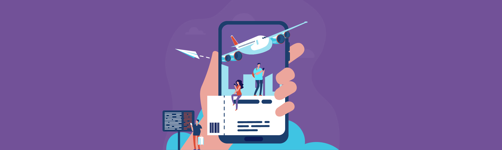 Investing in Technology During Uncertain Times: Travel Industry Examples